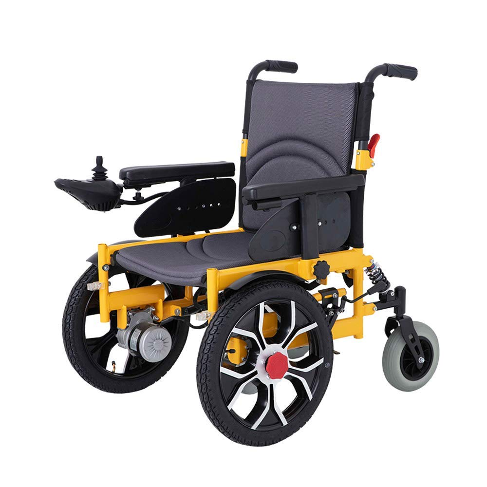 wheel chair batteries american plastic toy table and chairs set cheap electric wheelchair price find get quotations predecessor damping folding portable smart disabled four wheeled scooter