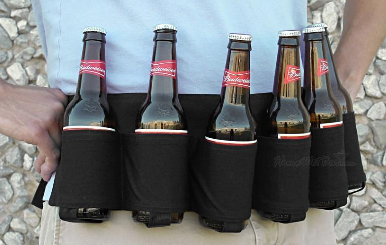 6 Pack Beer Bottle Holder,6 Pack Beer Can Holder,Beer