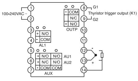 Yudian Ai-508 Digital Manual Tuning Color Temperature