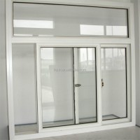 2015 New Style Aluminum Glass Sliding Windows Window Grill ...