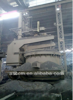 Used Electric Arc Furnace,Russia