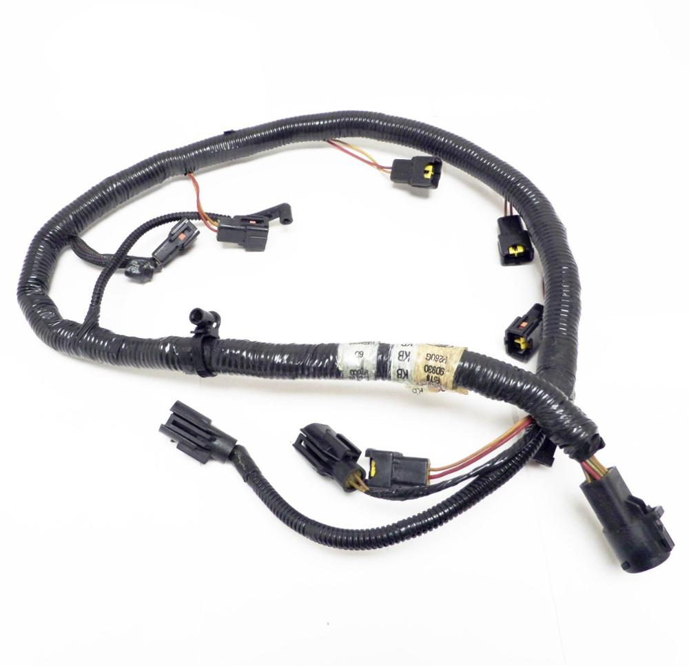 medium resolution of engine wire harness multiport ford 4 9l 300 engine ford f150 econoline e250