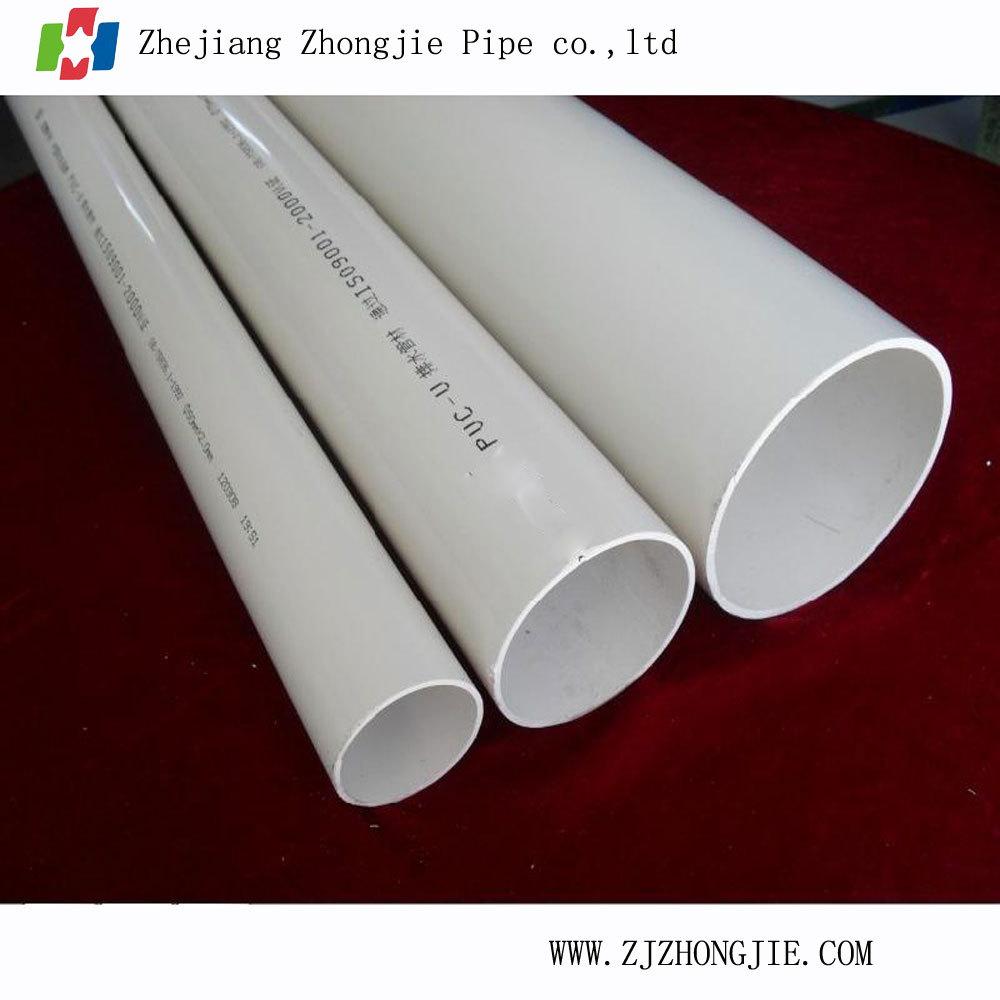 Diameter 100mm Pvc Pipe 4 Inch