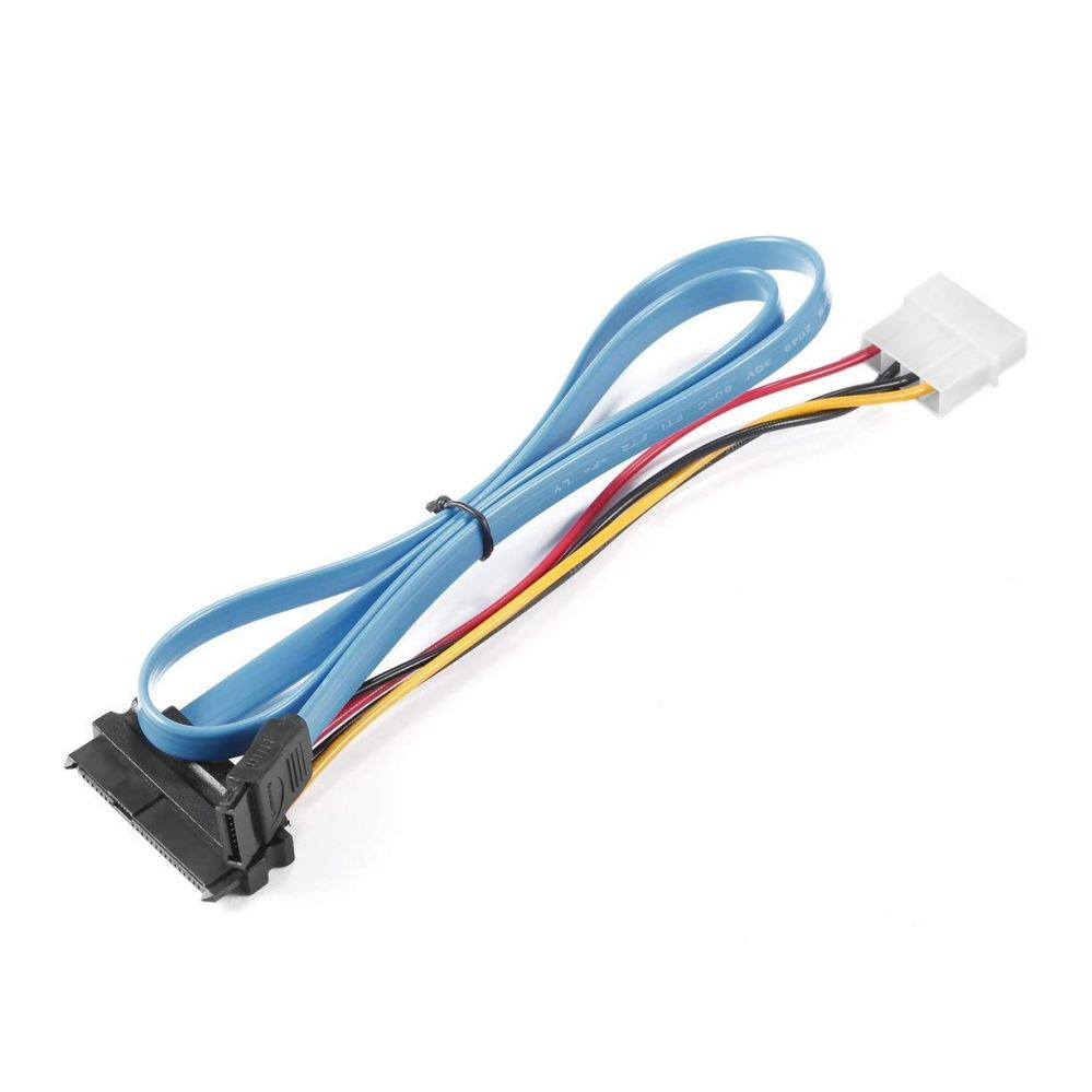 medium resolution of get quotations sata power cable 7 pin sata serial ata to sas 29 pin 4 pin
