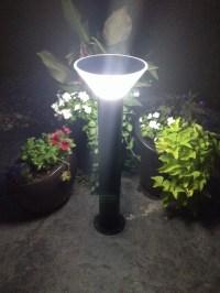 Ip65 Solar Power Bollard Light Outdoor Bollard Light ...