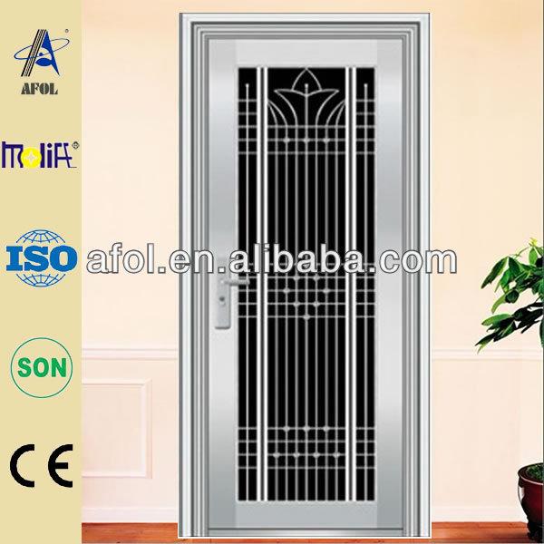 Steel Gate Design For Home Single Door