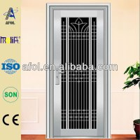 Steel Gate Design For Home Single Door