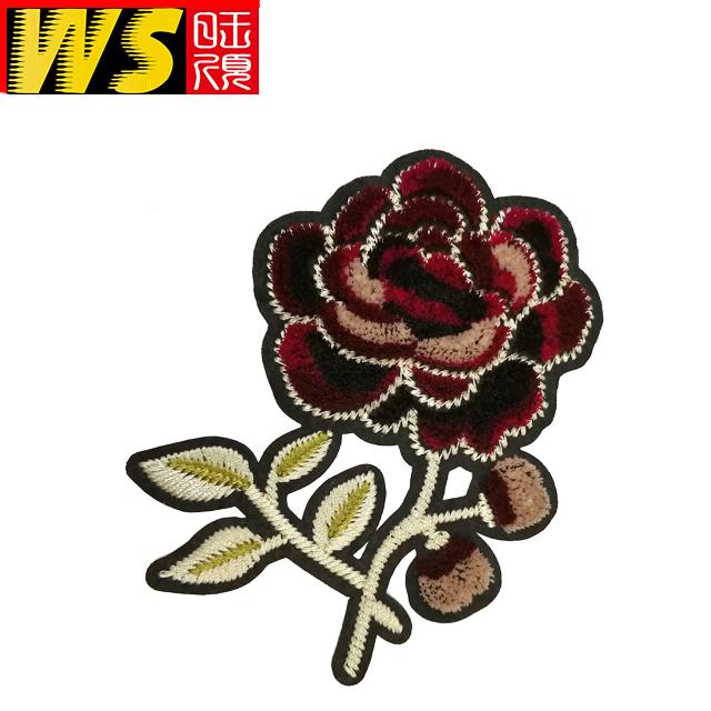 fancy flower patch rose