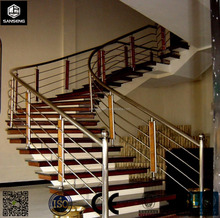 Stainless Steel Staircase Design Kerala A More Decor