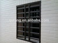 Decorative Security Iron Simple Window Grills - Buy Window ...