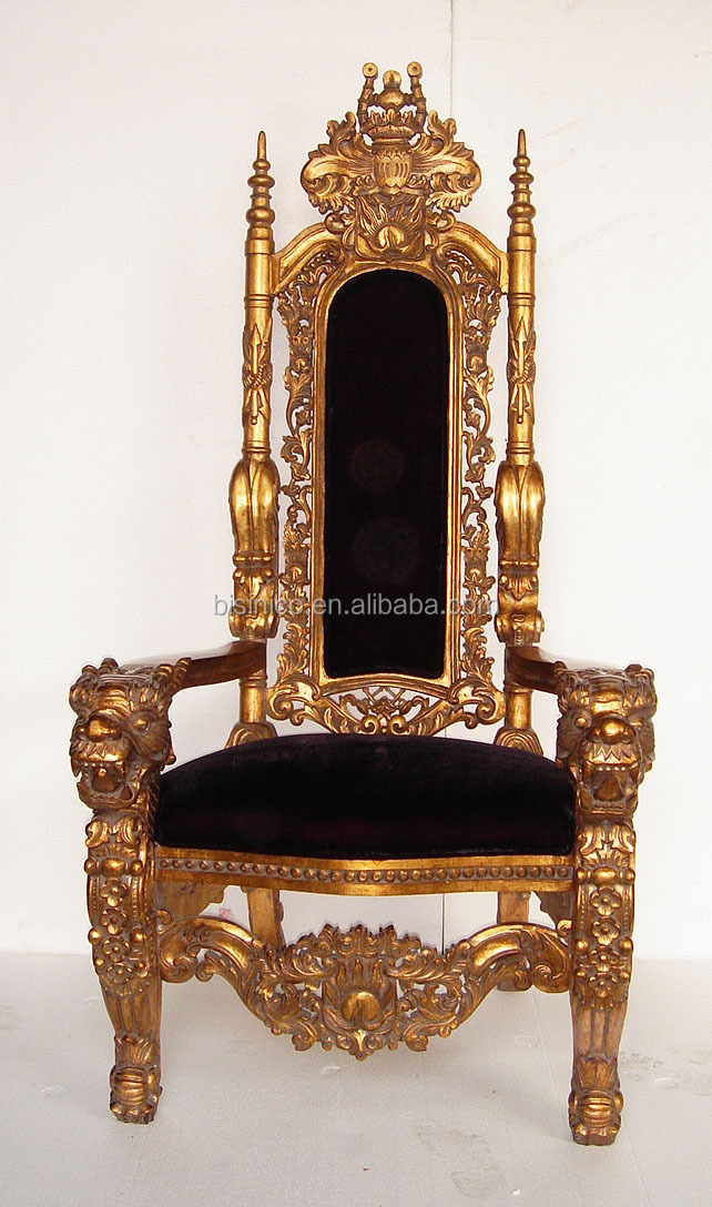 American Style Furniture Sofa ChairAntique Luxury Real