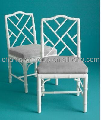 bamboo dining chair cover rental phoenix white chippendale - buy chair,outdoor ...