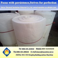 Glass Tank Furnace Insulation Ceramic Fiber Blanket