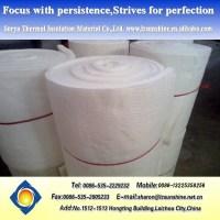 Glass Tank Furnace Insulation Ceramic Fiber Blanket