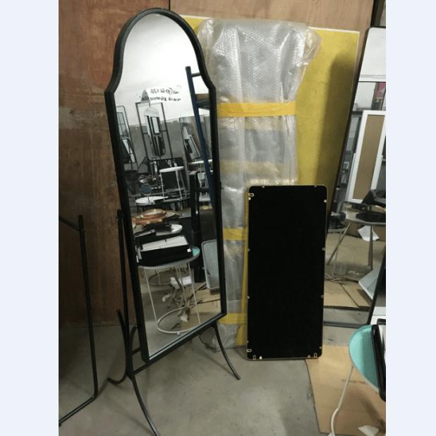 large metal frame full