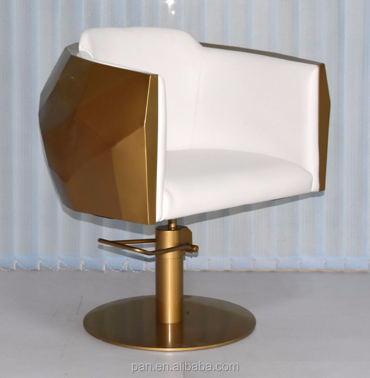 hair salon chairs for sale swivel chair bushing replica beauty furniture gold styling - buy ...