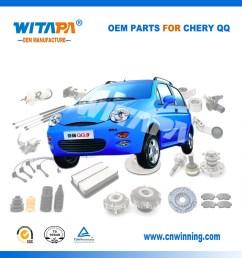 original chery qq auto car spare parts [ 1000 x 1000 Pixel ]