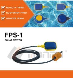 monro magnetic float switch water level controller with cable fps 1 [ 2934 x 3000 Pixel ]