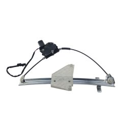 get quotations acumste rear driver side power window regulator with motor for 2001 04 jeep grand cherokee [ 1001 x 1001 Pixel ]