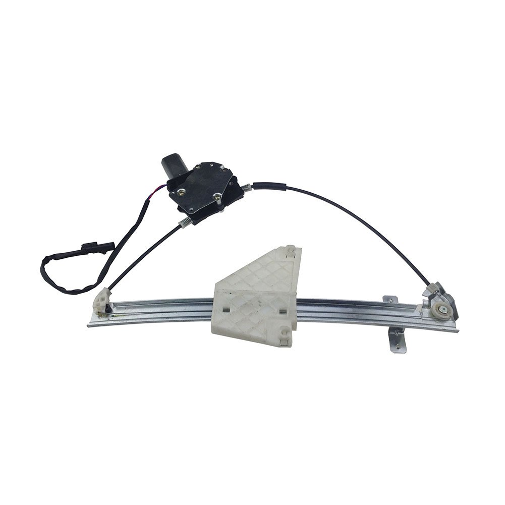 hight resolution of get quotations acumste rear driver side power window regulator with motor for 2001 04 jeep grand cherokee