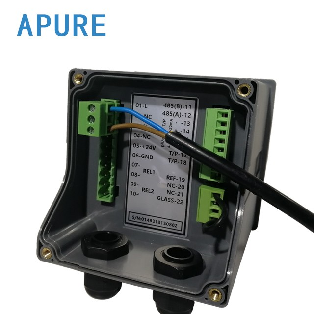 Cn0326 Isolated Low Power Ph Monitor With Temperature Compensation