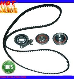 6g72 timing belt kit for mitsubishi galant montero eclipse 6g72 6g73 engine timing belt kit [ 1000 x 1000 Pixel ]