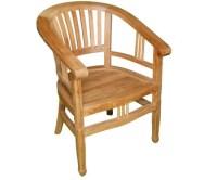 Teak Wood Captain Chair - Buy Teak Captain Chair Product ...