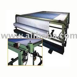 Roller Shade Fabric Cutting Table