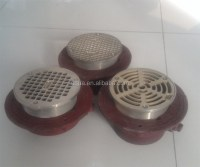 Cast Iron Floor Drain - Buy Adjustable Cast Iron Drain ...