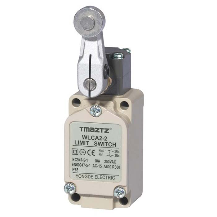 Industrial roller type limit switches omron limit switch WLCA 32-41 YBLX-WL/41 TZ-5105. View roller type limit switch. TMAZTZ Product Details from ...