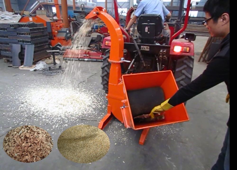 Used Wood Chipper Shredder Sale
