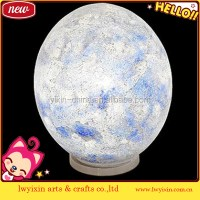 2015 Home Decorative Ball Shape Glass Mosaic Table Lamp ...