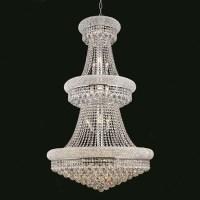 Luxury Modern Crystal Chandelier For High Ceilings Lt71006 ...