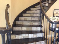 Indoor Modern Marble Stairs Best Floor Covering For Stairs ...