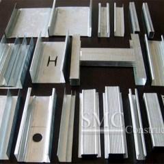 Jenis Bentuk Baja Ringan Dry Wall Galvanized Partition Light Steel Keel Buy
