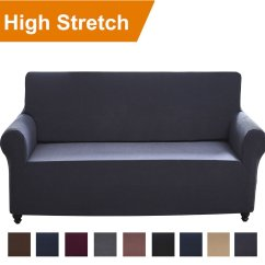 Rv Couch And Chair Covers Cover Seat Corners Cheap Sofa Find Deals On Line At Alibaba Com Get Quotations Chelzen Stretch 1 Piece Polyester Spandex Fabric Living Room Slipcovers Xl
