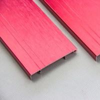 Ceramic tile accessories edge aluminum baseball bat alloy ...