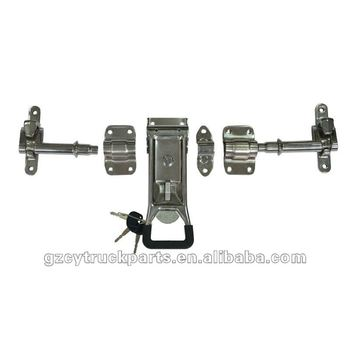 Flush Door Lock/truck Box Lock/refrigerated Truck Body