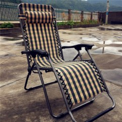 Zero G Garden Chair Outside Lawn Chairs Harmony Outdoor Gravity Folding Sun Lounger Texitilinene With Cup Hoider Buy Lounge