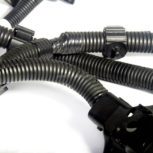 small resolution of corrugated flexible conduit for automotive wire harness management buy conduit product on alibaba com