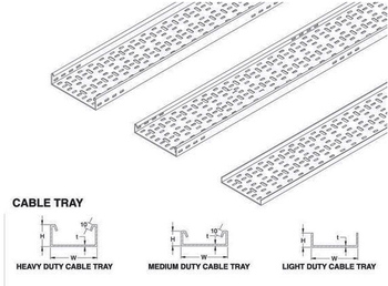 Cable Tray Cable Trays Ladders Suppliers In Gcc Uae Middle