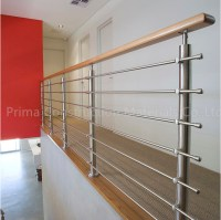 Stainless Steel Indoor Railings Modern Banisters - Buy ...