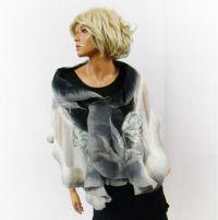Nuno Felt Designer. Nuno Felting. Silk Scarves. Silk ...