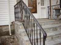Outdoor Wrought Iron Railings. wrought iron originals ...