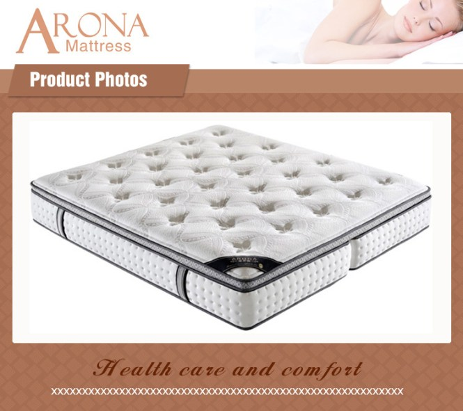 Bonnell Spring Mattress India With Good Quality