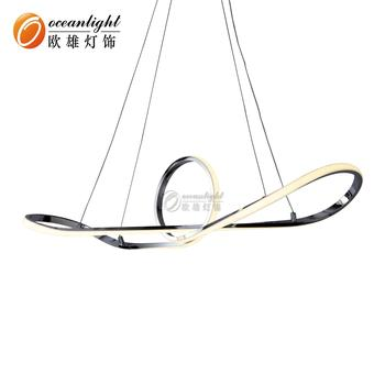 Top Quality Aluminum Pendant Light Led Aluminum Profile