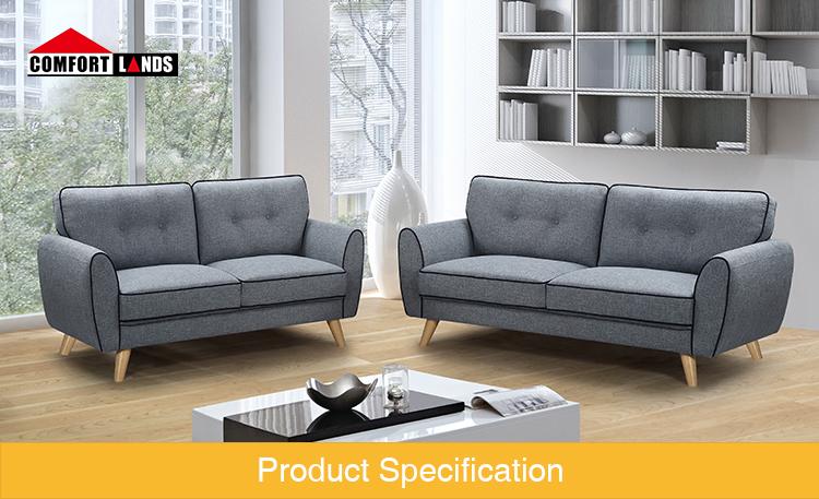 ensemble de canapes et fauteuils 1 2 ou 3 places pour salon en tissu marron bon marche buy canape 3 places salon meubles maison blanc canape