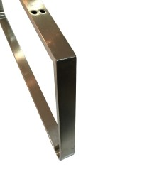 Modern Metal Brushed Steel Furniture Legs,Chair Legs - Buy ...