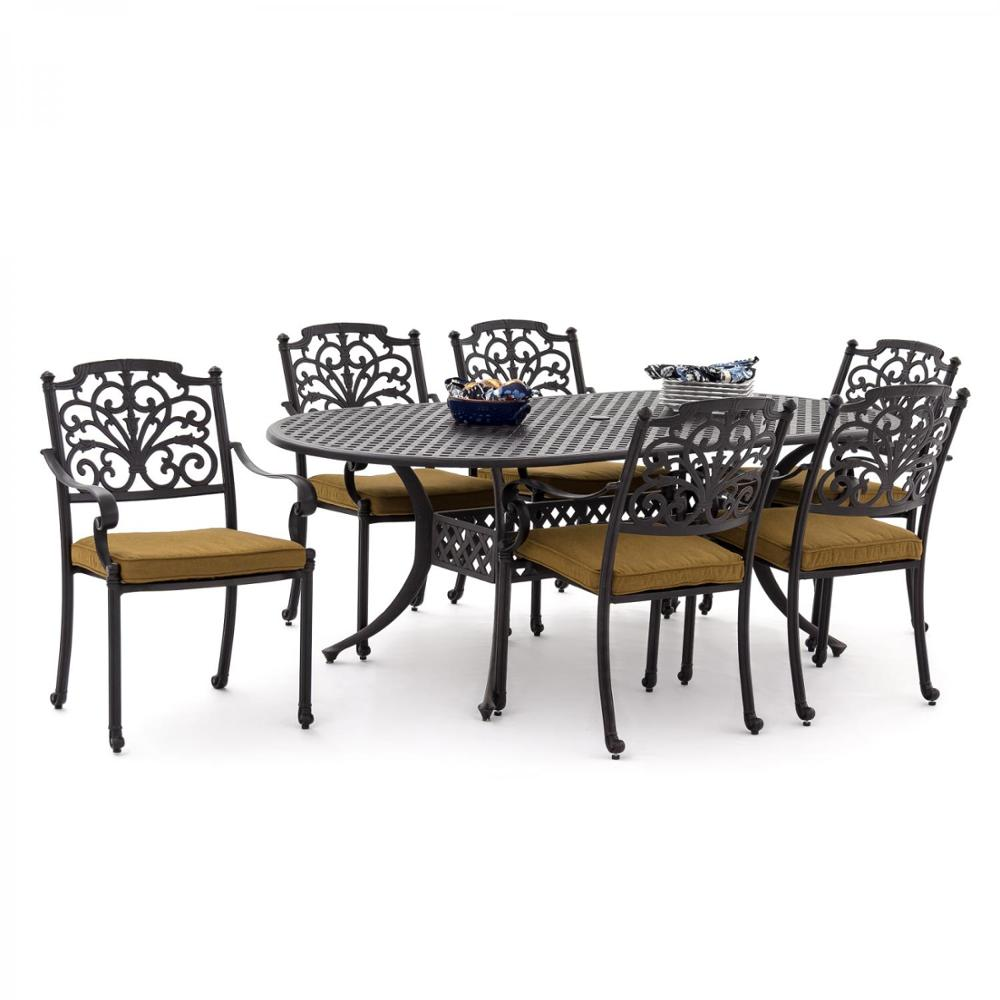 modern style cast aluminum outdoor furniture dining chair and table beach furniture sets cast aluminum chair buy aluminum table and chairs outdoor