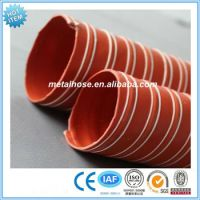 Flexible Steel Wire Reinforced Silicone Hose Pipe - Buy ...